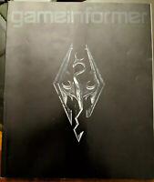 Vintage GameStop Game Informer Magazine Issue 214 The Elder Scrolls Skyrim rare