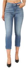 Unbranded Cotton Plus Size Capri, Cropped Jeans for Women