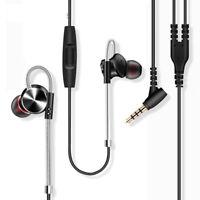 3.5mm HIFI Headphone Super Bass Headset Wired In-Ear Earphone Stereo Earbuds