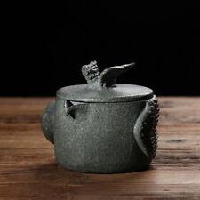 Handmade Granodiorite Stone Eagle Hawk Gongfu Teapot 160ml 5.41oz