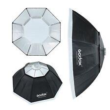 "Softbox Godox 120cm 47"" Octagon Umbrella Bowens Mount Reflector for Studio Flash"