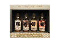 Caffè Co.Sciroppo Collezione Set Di 4 85ml Aromatizzato Bottiglie Sciroppi