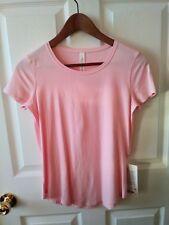 Lululemon Love Tee NWT Dusty Pink Size 2