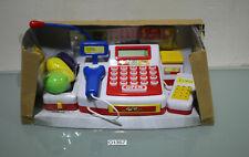 Simba Toys Supermarktkasse mit Scanner *neuwertig*  (O1357-R46)