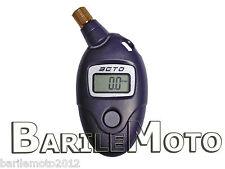 Manometro Digitale BETO Controllo Pressione Camera - Ruota Bici MTB - Varie