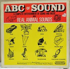 No Artist, ABC Of Sound, Real Animal Sounds, 1972 (L10) 4091, Special Effects