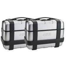 GIVI TRK33N Koffer / Seitenkoffer (Satz) Monokey schwarz-silbermatt