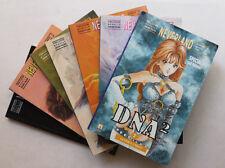 DNA 2 serie completa 1/7 NEVERLAND Star Comics 1995