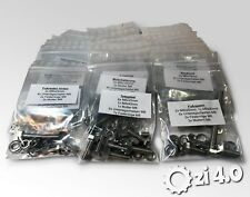 Simson Schrauben Set EDELSTAHL Normteile Schraubensatz S51 S50 S70 S80 & Enduro