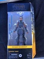 Star Wars Black Series Ahsoka Tano Clone Wars 6? Action Figure