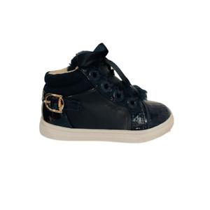 Sneaker Donna Mayoral Stivaletto sportivo pellicia Blu 46B 44.143 056 Marino