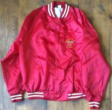 America's Finest Jackets-Medinah Temple Chicago-Red-Coat-Snap-Size XL-Union Made