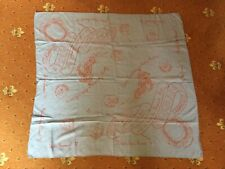 More details for vintage west ham speedway tablecloth ultra rare !! hoskins happy hammers 1950s