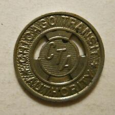 Chicago Transit Authority (Illinois) transit token - Il150Ai