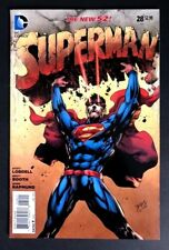 SUPERMAN DC COMICS #28 THE NEW 52! NM