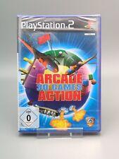 Playstation 2 PS2 Arcade 30 Games Action ?Versand Spiel PS 2 Neu Sealed Sammlung
