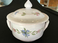 Main L'A Fait - Nesmy france ceramics small covered casserole