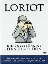 Loriot - Die vollständige Fernseh-Edition - Alle Sketche ... | DVD | Zustand gut