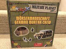 ULTIMATE SOLDIER 1:32 Morsermannschaft Troop Carrier & Mortar Crew, No. 20510