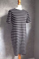 Dress 14 16 Black White