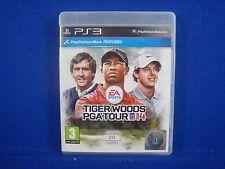 ps3 TIGER WOODS PGA TOUR 14 Professional Golf Game 2014 EA Sports PAL