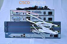 CISCO  CCNA CCNPR&S VOICE SECURITY LAB KIT ALL UNIT IOS 15,  BEST ON EBAY