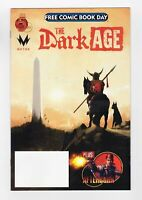 Dark Age plus Afterburn FCBD 2019 Red 5 Unstamped Free Comic Book Day unread NM