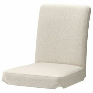 Ikea Henriksdal Chair Cover Slipcover, LINNERYD NATURAL - NEW Sealed