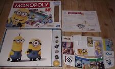 SUPERB HASBRO DESPICABLE ME MONOPOLY EXCLUSIVE MINIONS CONTENTS STILL SEALED MIB