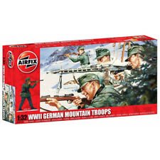 Airfix #04713 1/32 WWII German Mountain Troops
