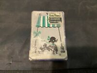 VINTAGE TOM THUMB JR PLAYING CARDS COMPLETE MINI DECK POODLE
