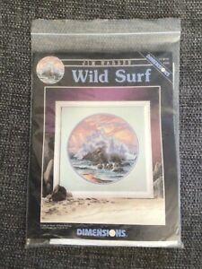 Dimensions 'Wild Surf' Cross Stitch Kit