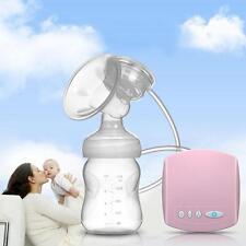Advanced Comfort Single Electric Breast Pump Baby Infant Bottle Feeding New USB