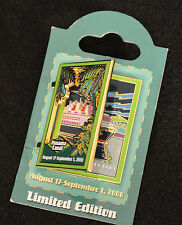 D725 DISNEY PIN - 2008 #64797 DCL -PANAMA CANAL EAST BOUND  LIMITED EDITION