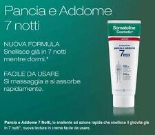 SOMATOLINE COSMETIC UOMO PANCIA E ADDOME 7 NOTTI 250ml