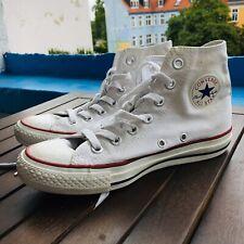 Converse Chucks Taylor All Star HI Gr. 36.5 23cm UK 4 White Schuhe Sneaker TOP!
