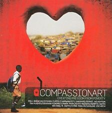 CompassionArt: Creating Freedom from Poverty CD/DVD: Kirk Franklin Toby Mac, var