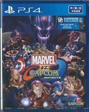 Marvel vs. Capcom: Infinite Asia Chinese/English subtitle PS4 NEW