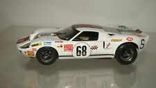 1/32 Fly Ford GT-40 24H Le Mans 1969 #68 Kelleners/Joest w/case