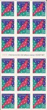 US Stamp - 1994 29c Cardinal in Snow - 18 Stamp Booklet - Scott #2874a