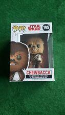 Funko Pop! Star Wars Chewbacca #195 Vinyl Figure