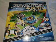 Hasbro BEYBLADE Burst Evolution Star Storm Battle Set, Brand New, Open Box.