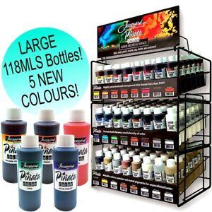 JACQUARD PINATA Alcohol Inks LARGE Bottles 118mls CLAY Resin Art YUPO PAPER ++