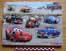 Puzzle bois Cars Disney, Eichhorn, un peu usé