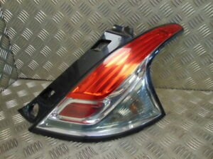 2011 Chrysler Ypsilon Drivers Side Rear Light O/S/R Lamp
