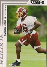 Panini Washington Redskins Football Trading Cards