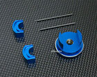 Alloy Fly Wheel W/ Clutch For Kyosho Inferno MP9