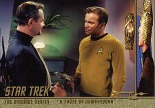 Star Trek Original TOS Season 1 Chase Character Log C45 Taste Armegeddon