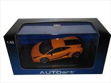 LAMBORGHINI GALLARDO SUPERLEGGERA ORANGE 1/43 DIECAST MODEL CAR BY AUTOART 54611