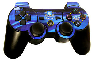 Everton Football Club Playstation 3 Controller Skin PS3 Toffees Brand New